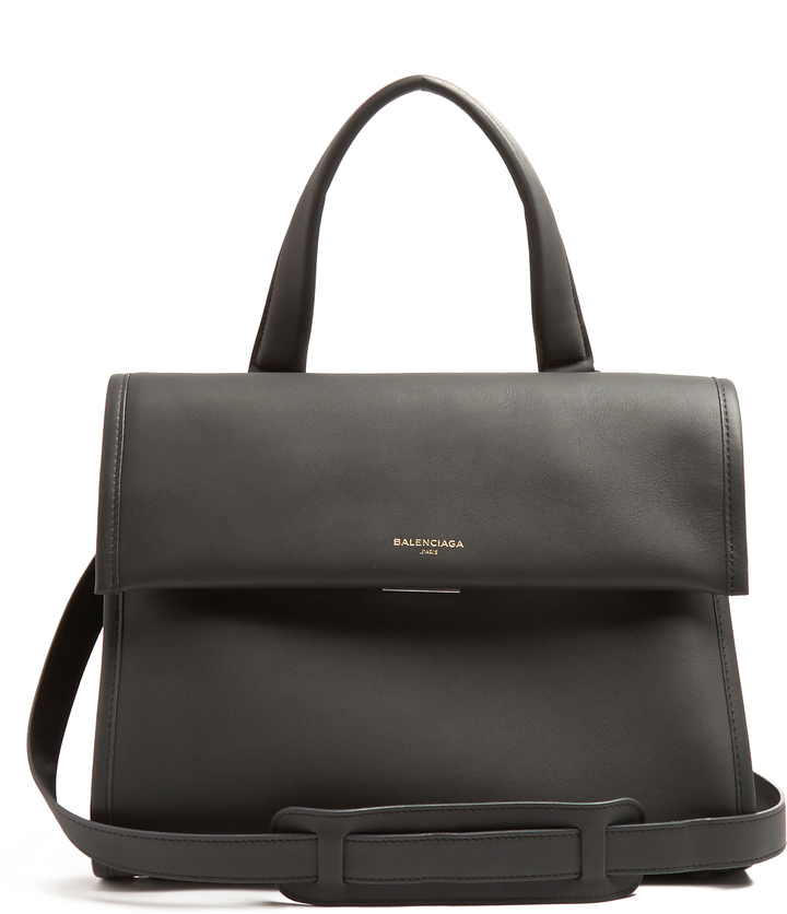 Balenciaga  BALENCIAGA Tools medium leather shoulder bag