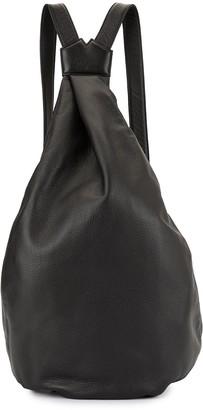 Yohji Yamamoto Discord Y grained design backpack