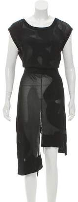 Altuzarra Asymmetrical Midi Dress w/ Tags