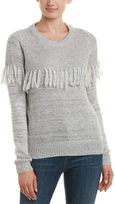 Lucy Paris Fringe Sweater