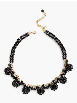 Talbots RSVP Faceted Bead Necklace
