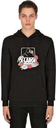XLarge Tranquil Og Hooded Cotton Sweatshirt