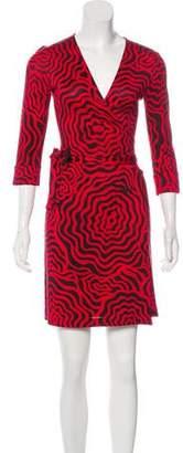 Diane von Furstenberg Julian Silk Dress