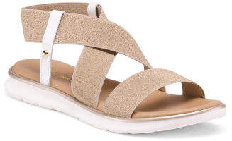 Made In Italy Elastic Sport Sandals