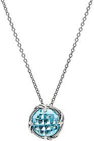 Peter Thomas Roth Sterling Round GemstoneNecklace