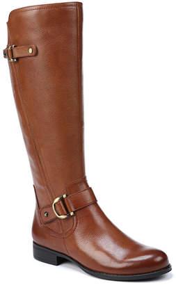 Naturalizer Jillian Wide Calf Riding Boots Women Shoes