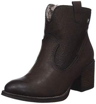 Refresh Women's 64760 Ankle Boots, Brown Marron