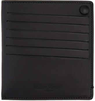 Maison Margiela Black Card Slots Wallet