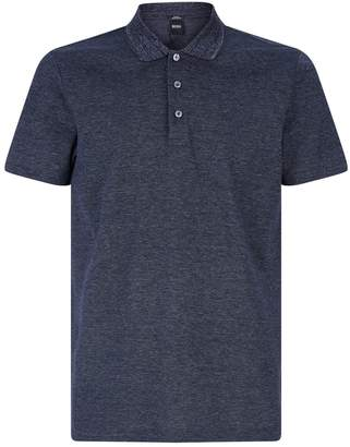 BOSS Pique Polo Shirt
