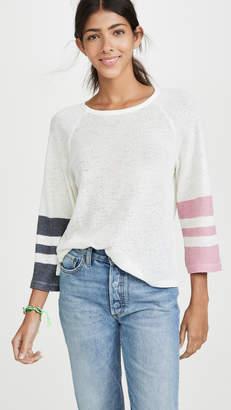 Splendid Painted Stripe Loose Knit
