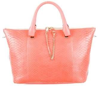 Chloé Small Python Baylee Bag