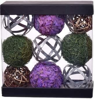 Sonoma Goods For Life SONOMA Goods for Life Botanical Ball Vase Filler 9-piece Set