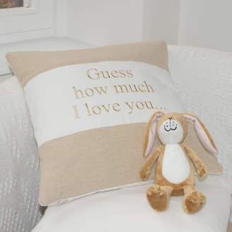 GUESS Tuppenny House Designs How Much I Love You Cushion