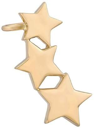 Alinka STASIA Triple Star ear cuff