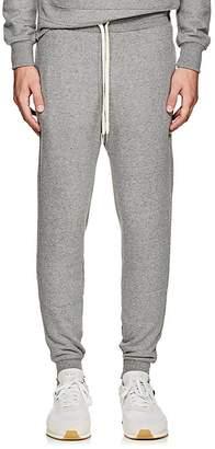 John Elliott Men's Ebisu Cotton Terry Sweatpants
