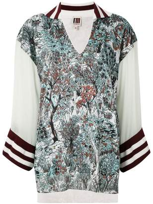 I'M Isola Marras floral print tunic