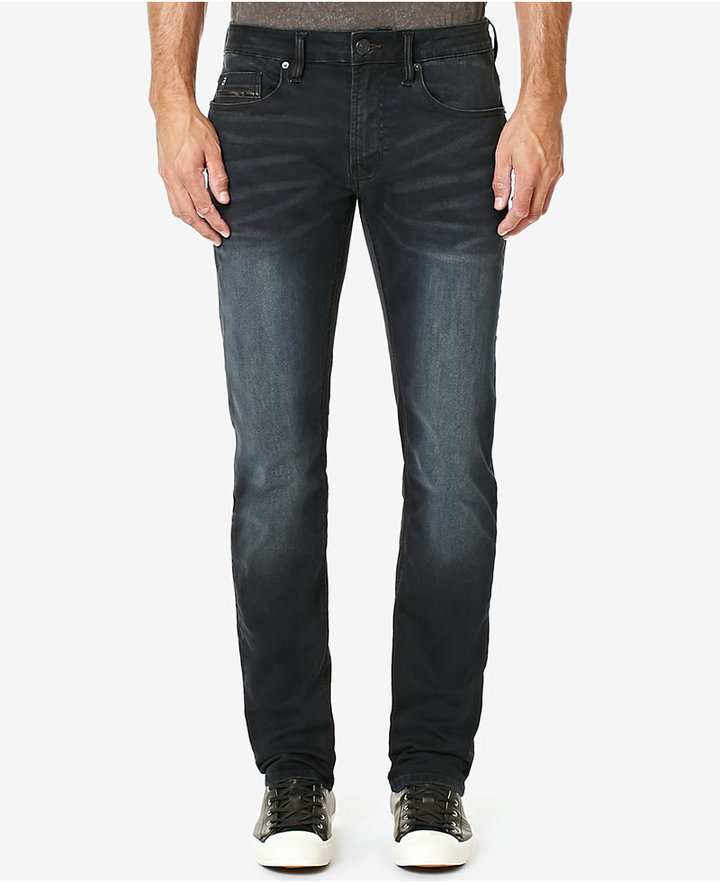 Buffalo David Bitton Buffalo David Bitton Men's Evan-X Slim-Fit Stretch Jeans