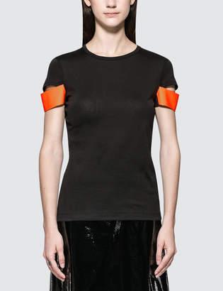 Helmut Lang Shiny Cuff S/S T-Shirt