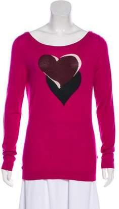 Gucci Cashmere Intarsia Sweater