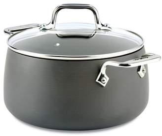 All-Clad HA1 Hard Anodized 4-Quart Soup Pot with Lid