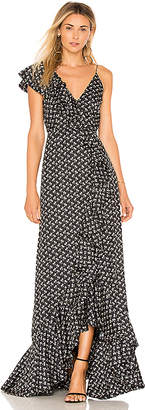 Jill Stuart JILL Jill by Ruffle Dress