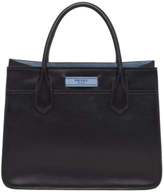 Prada Dual Calf Leather Bag