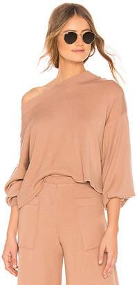 Rachel Pally Luxe Rib Sweatshirt