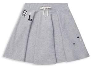 Ralph Lauren Little Girl's& Girl's Novelty Pleated Skirt