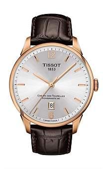 Tissot Brown Watch