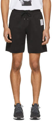 Satisfy Black Spacer Second Layer Shorts
