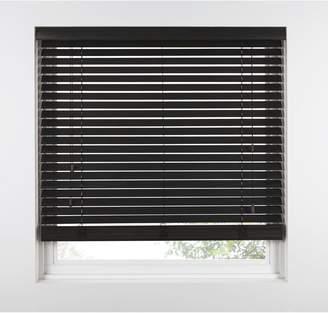 Very Made to Measure 50 mm Aluminium Venetian Blinds - Black