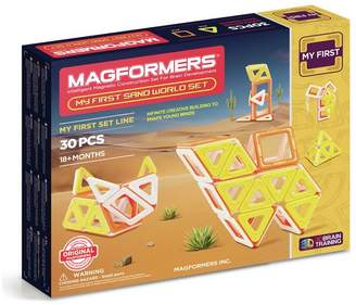 Lego Magformers 30 Piece My First Sand World Set
