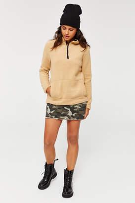 Ardene Faux Sherpa Sweatshirt