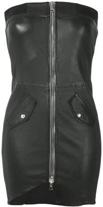 RtA strapless mini dress
