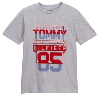 Tommy Hilfiger Saul Short Sleeve Tee (Big Boys)