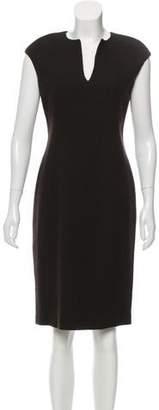 Agnona Wool Sheath Dress