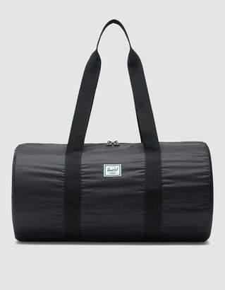Herschel Packable Ripstop Duffle in Black