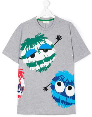 Fendi Bag Bugs printed T-shirt