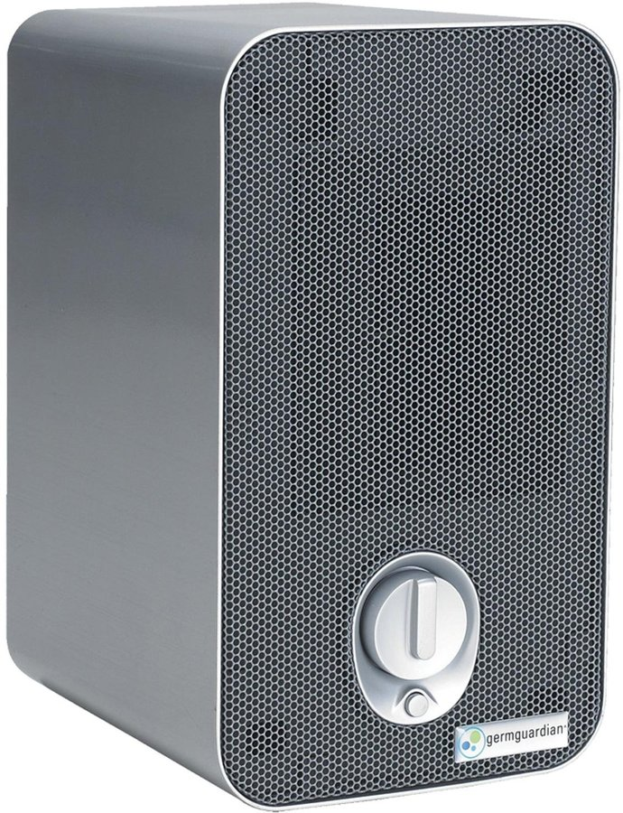 Germ Guardian AC4100 3-in-1 Air Cleaning System with HEPA, UV-C Sanitizer and Odor Reduction, Table-Top by GermGuardian