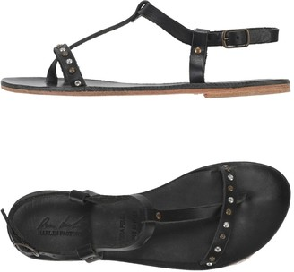Factory MARLIN Toe strap sandals - Item 11370201CE