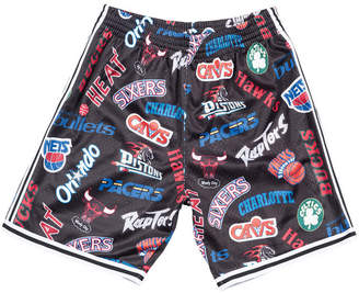 Mitchell & Ness Men Nba All Over Collection Shorts