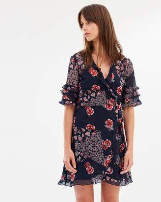 The Fifth Label East Wrap Dress