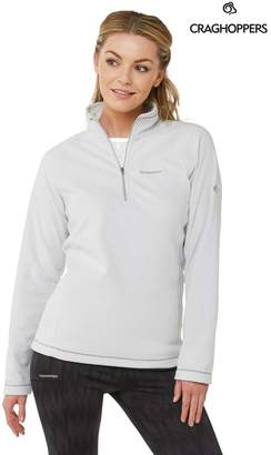 Craghoppers Womens Miska Half Zip Fleece Jacket - Grey