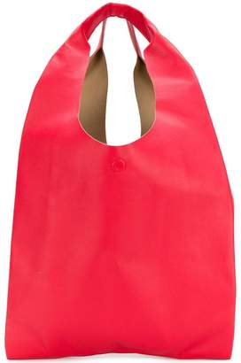 Maison Margiela oversized shopper tote