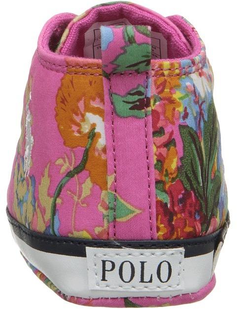 Polo Ralph Lauren Harbour Hi (Infant/Toddler)