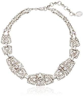 Swarovski Ben-Amun Jewelry Pearl and Crystal Deco for Bridal Wedding Anniversary Necklace