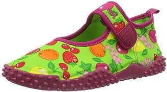 Playshoes Girls UV Protection Aqua Fruits Bathing Shoe Sandals 174764 12.5 UK Child, 30 EU Regular