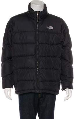 The North Face 500 Down Quilted Jacket