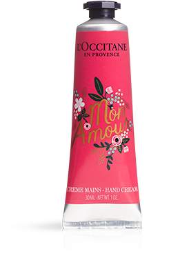 L'Occitane (ロクシタン) - アムールカリテ シア ハンドクリーム(ローズ)|ロクシタン公式通販