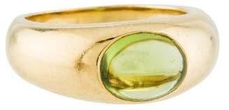 Tiffany & Co. 18K Peridot Ring